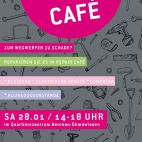 plakat repair cafe  januar