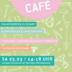 plakat repair cafe  maerz
