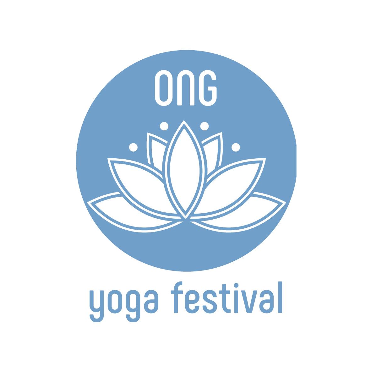 logo yoga festival